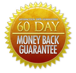 60 Day Money-Back Guarantee image