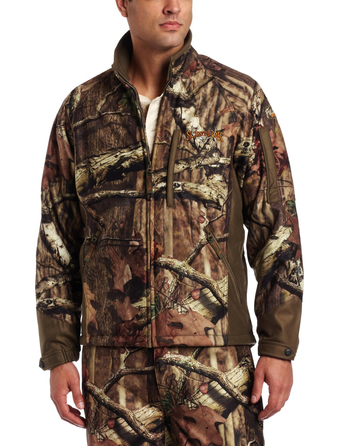 Image of Camo Hunting Suit