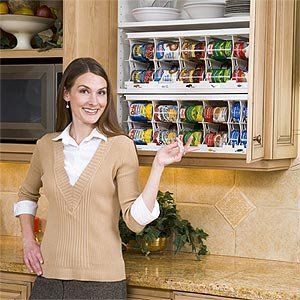 Image Of Cansolidator Food Storage Organizer
