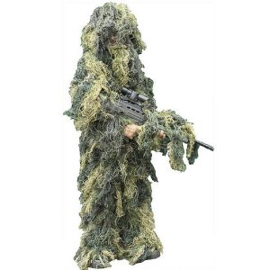 Image Of Ghillie Suit