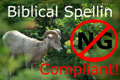 Biblical Spellin Compliance Icon